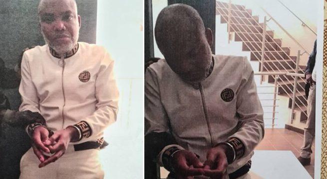 Nnamdi Kanu Not Arrested in the UK - British Govt
