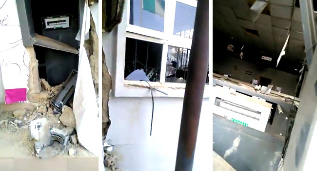 Robbers Attack Commercial Banks, Police Station in Osun State