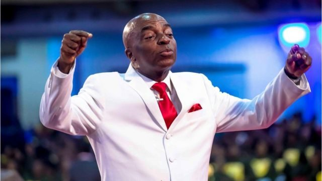 How I Wasn't Harmed After Spending 7 Hours in Same Room With Cobra – Bishop David Oyedepo