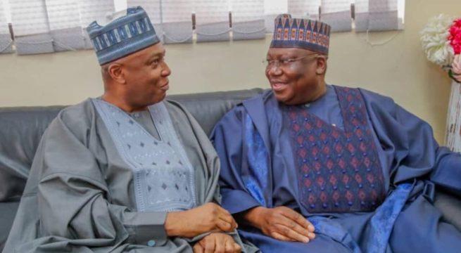 Saraki, Buhari rift Responsible for APC's Failure – Senate President Lawan