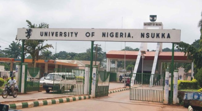 University Of Nigeria (UNN) Awards N1,000 ($2) to Best Graduating Students As Prizes During 49th Convocation