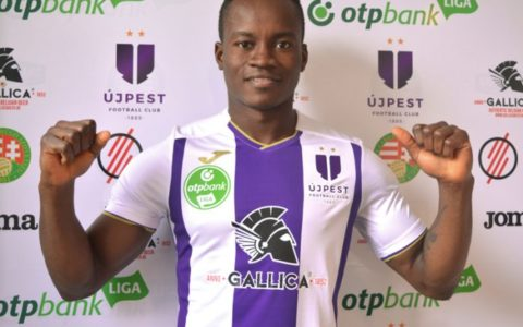 Vincent Onovo Handed Late Super Eagles Call-up Ahead of Cameroon Friendly