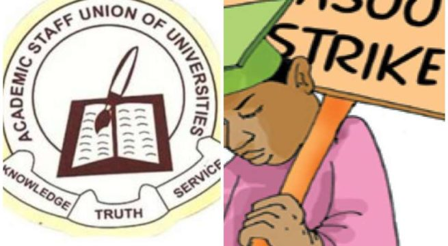 ASUU Threatens Strike Over Non-Payment of Salaries, Remittance of Check Off Dues