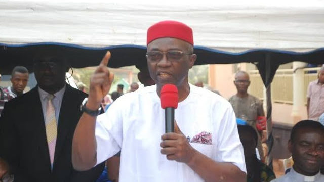 Imo Deputy Governor Denies Resignation Allegations