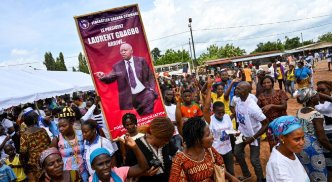 Ivory Coast's Gbagbo Returns After Acquittal By ICC
