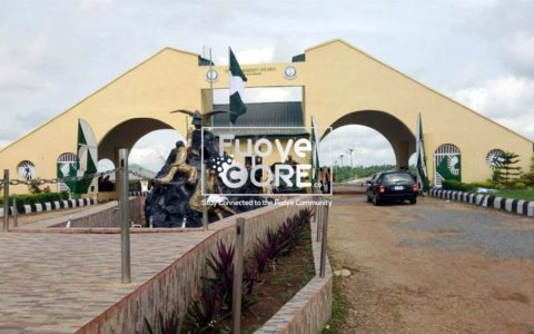 FUOYE Suspends Theatre and Media Arts Lecture Over Alleged Sexual Assault, Probes Another