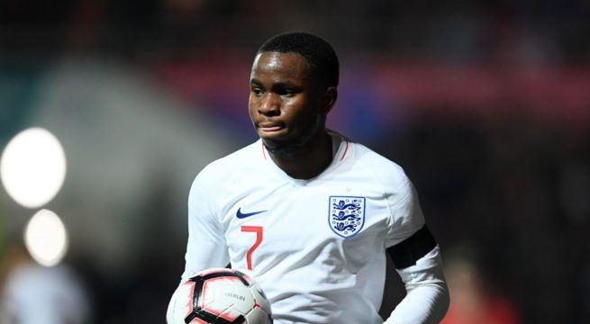Why Ademola Lookman, Ejaria Super Eagles Switch is Yet to Be Completed - Official