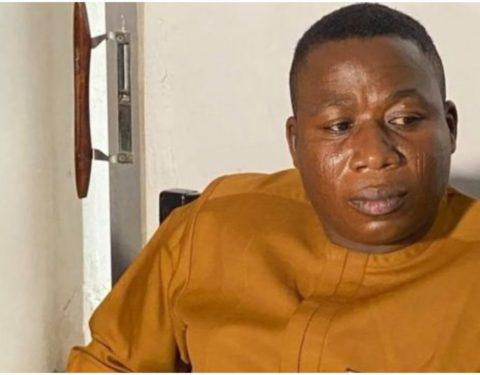 Why Sunday Igboho Escaped During House Raid – DSS