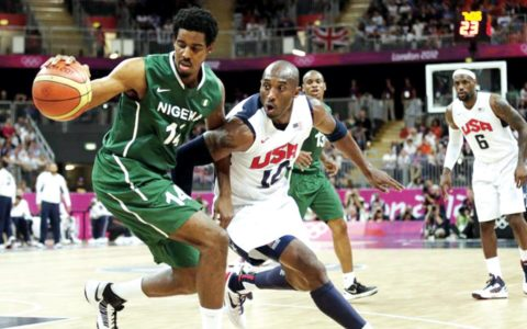 Nigeria's D'Tigers Beat USA In Pre-Olympic Friendly