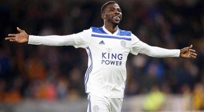 Iheanacho Sets Goal Target For Leicester Ahead of New Season