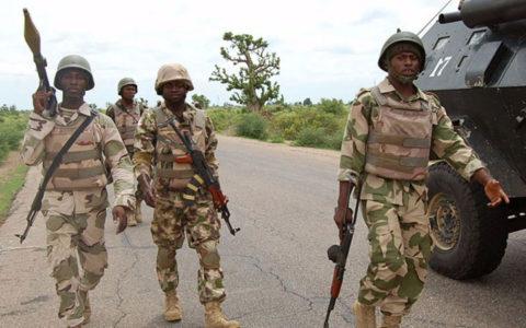 Two Soldiers Killed As Troops Battle ESN in Enugu