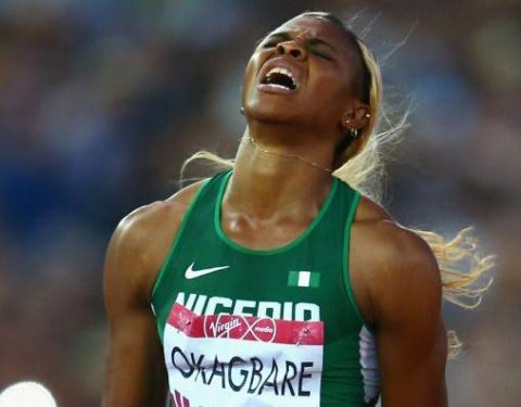 Blessing Okagbare Banned From Tokyo 2020 Olympics For Doping