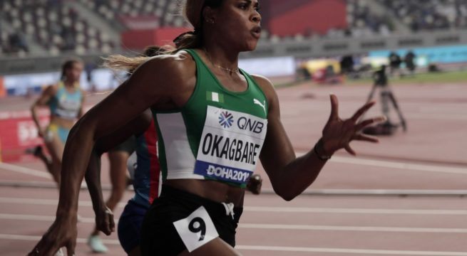 Okagbare Reacts After Disqualification, Blasts Nigerian Sports Administrators