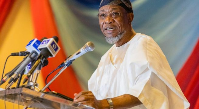 Aregbesola Asks Govs To Sign Death Warrants of 3,008 Prisoners Waiting Execution