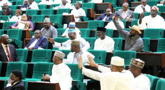 Reps Seek to Make President, Govs Vacate Seats After Defection