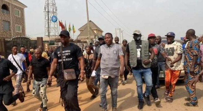 Igboho's Arrest: FG Can't Intimidate Us – Aide