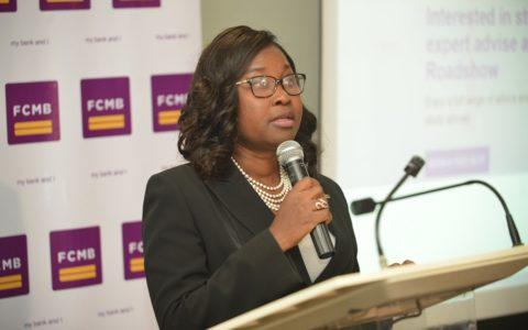 FCMB Appoints Yemisi Edun As Managing Director