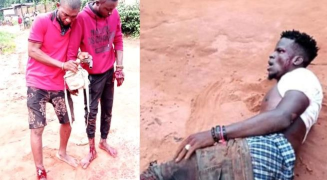 Robbery Suspects Lynched in Imo