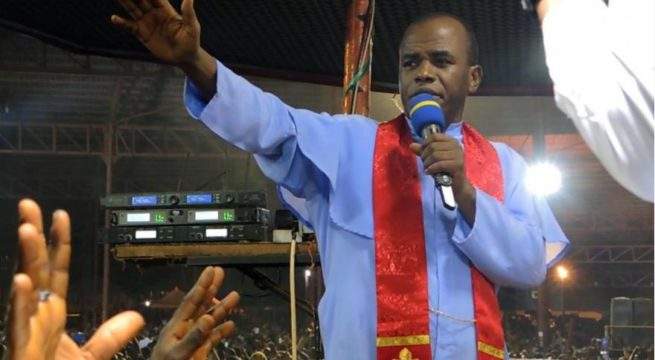 Mbaka Slams Governors For 'Selling out' Kanu