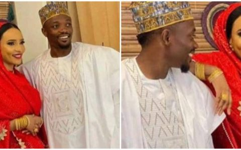 Super Eagles Captain Ahmed Musa Marries for Third time