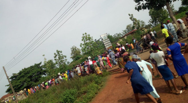 Robbery Suspects Who Wrote Osun Community Held