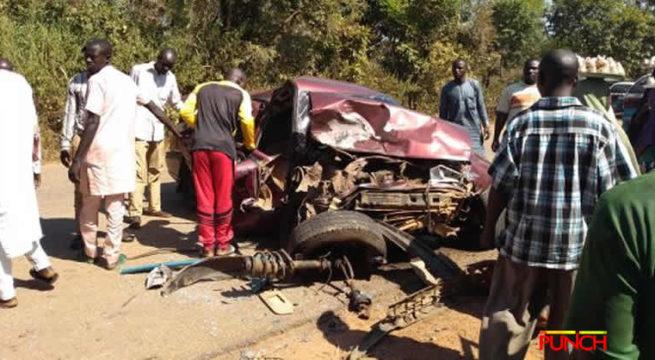 12 passengers die in Kaduna-Abuja Road Crash