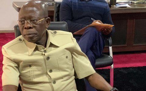 Oshiomhole Denies Plotting To Return As APC National Chairman