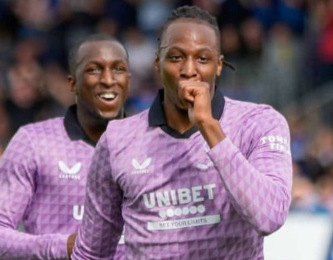 Aribo Elated With Massive Rangers Win Over Ross County