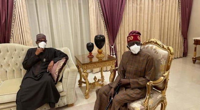 Buhari's Visit Epitomizes Care As A Leader Says Tinubu