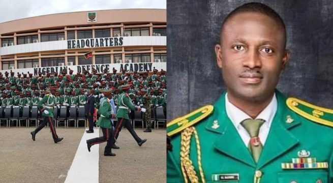 Bandits Kill Major Abducted From Defence Academy