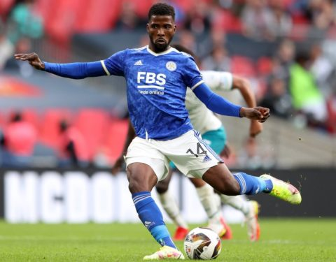 Iheanacho Scores to Help Leicester City Fc Win Community Shield