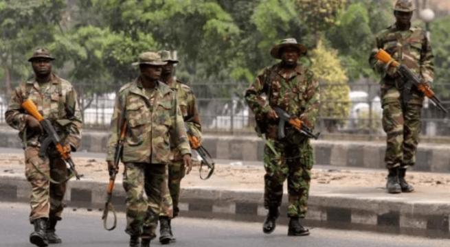 Nigerian Army Foil Terrorist Attack On Borno Community