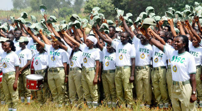 109 NYSC Members Test COVID-19 Positive, 17 Admitted