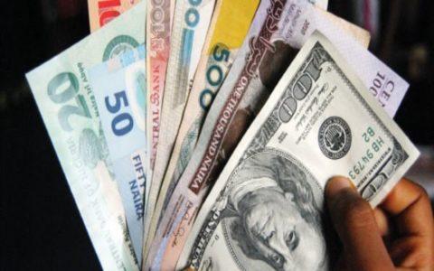 Naira Dips To 517 Against Dollar
