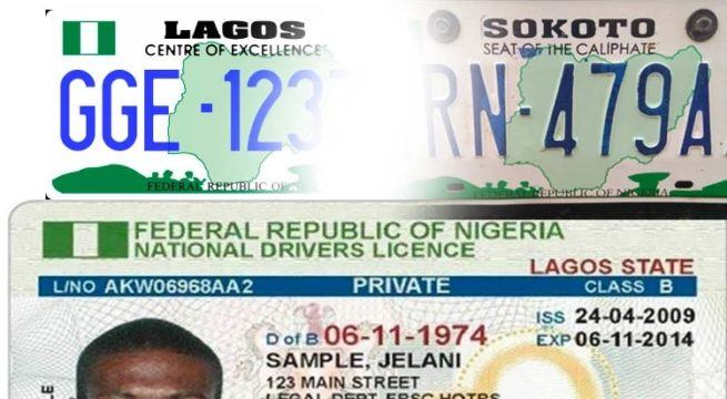 FG Increases vehicle number plate, driving licence rates by 50%
