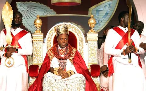 Olu of Warri, Ogiame Atuwatse III, Reverses Grandfather's Curse On Nigeria