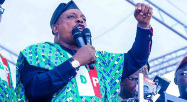 PDP Governors Backs Secondus Sacking As Party Chairman