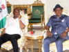 PDP Crisis Deepens As Two Chairmen Emerge, Wike, Secondus Battles for Soul of Party
