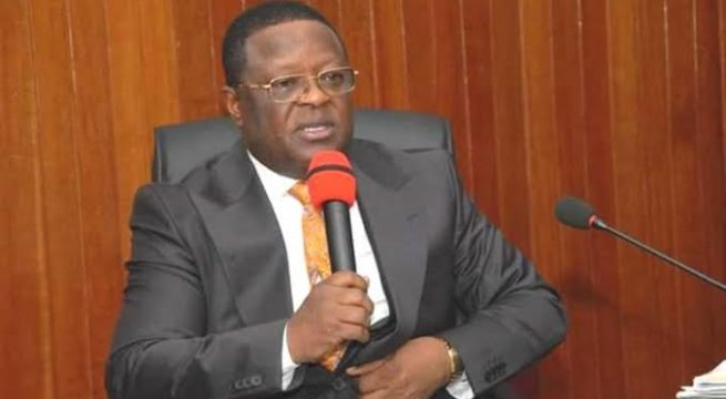 Gov Umahi Threatens To Sack Workers, Seize Shops Of Traders Who Sit-at-home