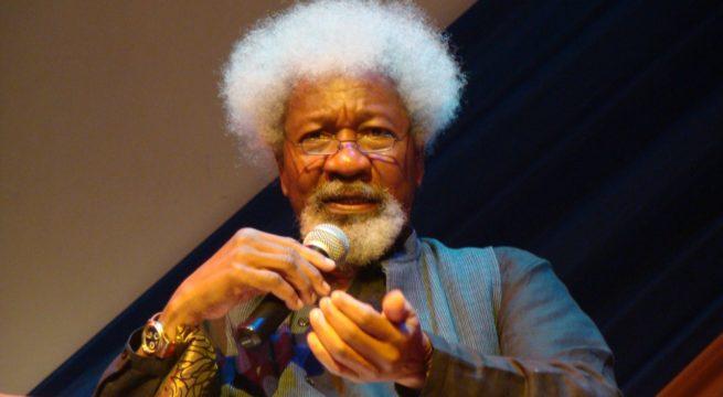Soyinka Appeals To Beninese Govt To Free Igboho