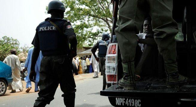 Three Policemen Shot, Corpses Burnt Inside Patrol Van In Delta