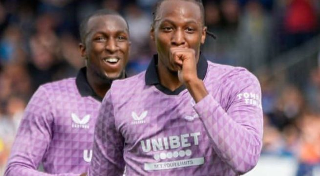 Aribo Bags A Place in Scottish Premiership Team Of The Week