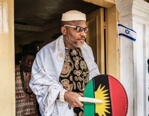 Nnamdi Kanu Files Suit Against Kenya Over Extradition to Nigeria