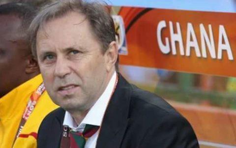 Ghana FA Appoints Rajevac As New Black Stars Coach