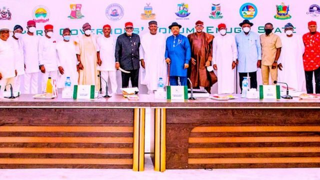 Southern Govs Take Stand On State Collection of VAT, Open Grazing