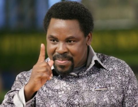 Late TB Joshua's Family Drags Church Officials To EFCC