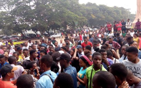 UNIBEN Shutdown After Students' Protest Over Increased Fees