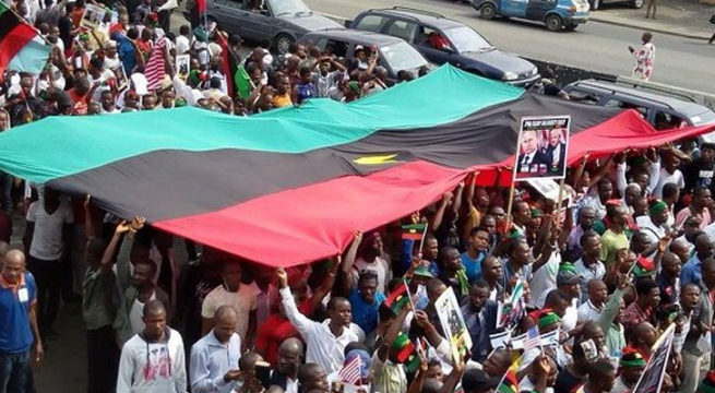 IPOB Urges Yoruba Nation Agitators, Others To Join In One Month Sit-At-Home