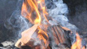 Firework Smoke