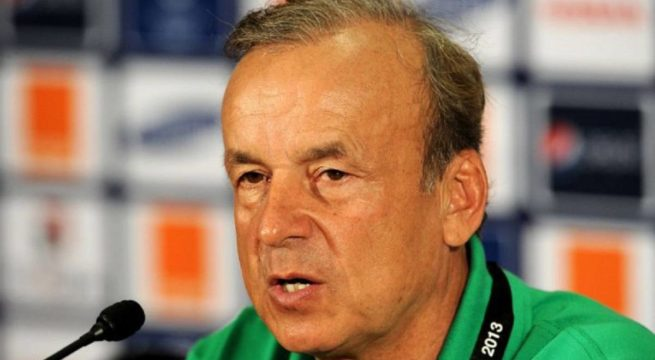 2022 WCQ: My Focus On CAR Game, Not Unpaid Salaries -Rohr